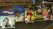Can't get enough sports fiction?  Neither can we!  Over 20 new titles added for men and women in just the last month!