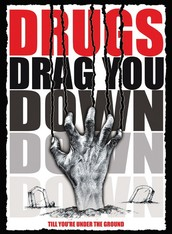 Drugs hurts your body