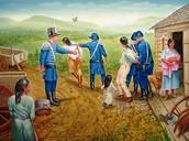 Jackson helped establish our land.