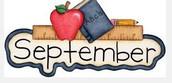 Week of September 19