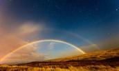 Kamuela Hawaii double Moonbow