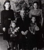 Quien fue la primera persona de tu familia que inmigro a los Estados Unidos?