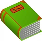 Books help develop the language....