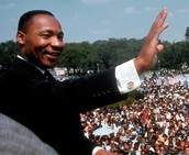 """Everyone has the power for greatness... because everyone has the ability to serve."" Martin Luther King, Jr."