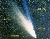 Cont. on Comets