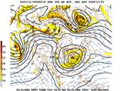 Block Drawing of anticyclone