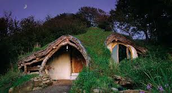 Hobbit Like Houses