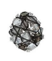 After the Rain Brooch - Silver