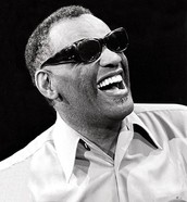 Ray Charles set a record, winning 10 grammys