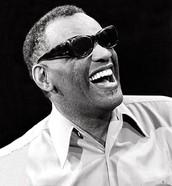 Ray Charles set a record, winning 10 grammys