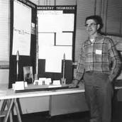 Homer at the Science Fair