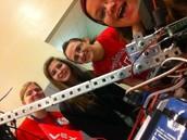 Robotics Team Best Overall