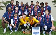 Canadian National Cup Champions 2012