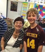 Grandma's 4th visit
