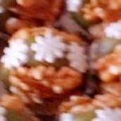 Boulettes pistache