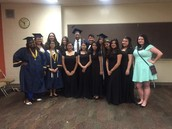 2014-2015 Senior Graduation