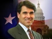 Rick Perry Former Governer
