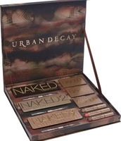 Urban Decay Naked Palettes ALL IN ONE