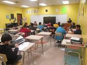 Ms. Homer's class