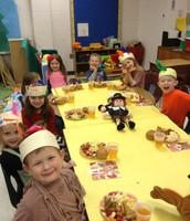Thanksgiving Feast!