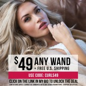 All Wands $49 + Free US Shipping