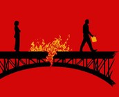 How Much Does It Cost to Burn a Bridge? You Can't Afford It!