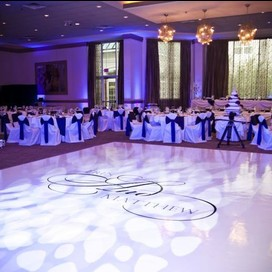 white dance floor chicago