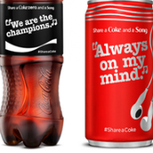 Share a Coke Partners with Shazam (US)