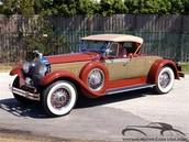 Packard 6=40 Runabout