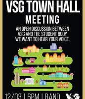 VSG Town Hall Meeting