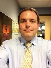Mr. Jason Gay - Librarian / Media Specialist