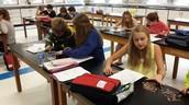 7th grade radioactivity lab