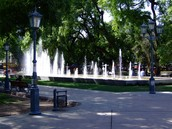 La Plaza Independencia