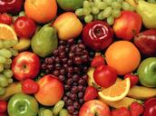 Debes comer frutas.