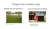 Things to do in Creston, Iowa