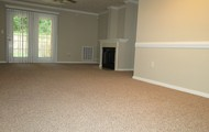 Plush Carpet & Crown Molding