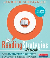 Jennifer Serravallo's The Reading Strategies Book