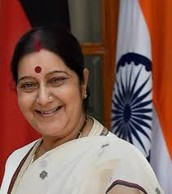 An Indian Woman Politician