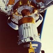 USA space ship