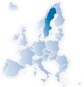 Sweden in europe