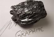 Raw Graphite