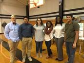 CCHS STEM Volunteers are the best!