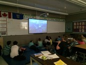 Watching Planes with our Buddies
