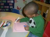 Writting a story