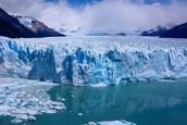 #2) Perito Moreno Glacier