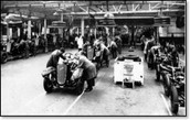 Moving assembly line 1950