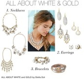 All about White & Gold