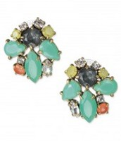 Naomi Cluster Earrings