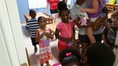 At The VBS in New Orleans