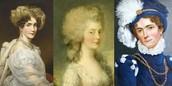 1830's Makeup